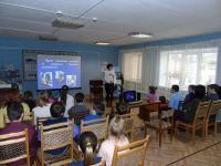 Подробнее: Посещение библиотеки к 85-ти летию Юрия Гагарина